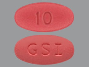 LETAIRIS 10 MG TABLET