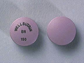 WELLBUTRIN SR 150 MG TABLET