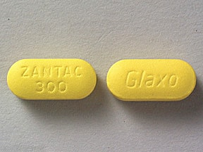 ZANTAC 300 MG TABLET