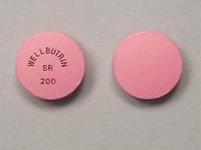 WELLBUTRIN SR 200 MG TABLET