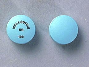 WELLBUTRIN SR 100 MG TABLET