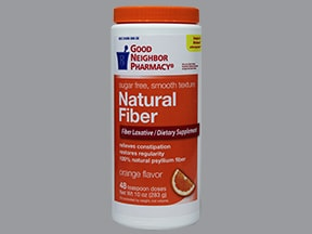 NATURAL FIBER POWDER