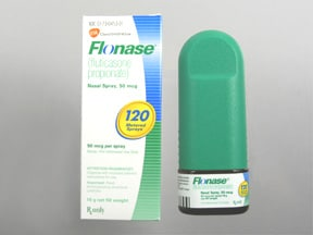 FLONASE 0.05% NASAL SPRAY