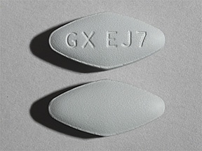 EPIVIR 300 MG TABLET