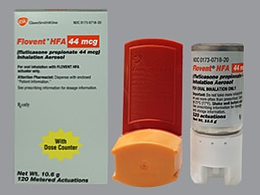 FLOVENT HFA 44 MCG INHALER