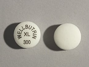 WELLBUTRIN XL 300 MG TABLET