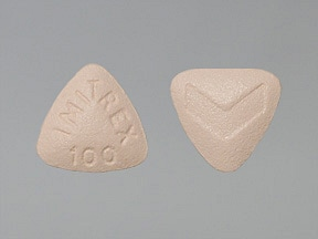 IMITREX 100 MG TABLET