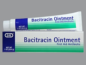 BACITRACIN 500 UNIT/GM OINTMNT