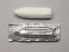 PROMETHEGAN 50 MG SUPPOSITORY