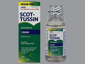 SCOT-TUSSIN 100 MG/5 ML LIQ