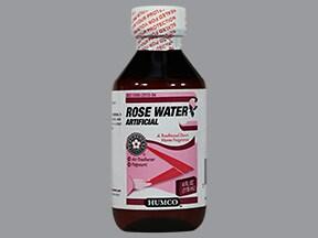 ROSE WATER LIQ ARTIFICIAL