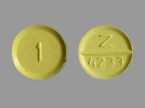 BUMETANIDE 1 MG TABLET
