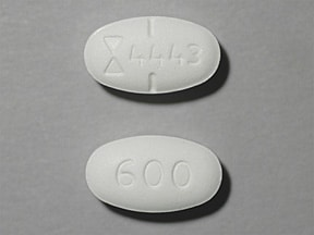 GABAPENTIN 600 MG TABLET