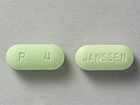 RISPERDAL 4 MG TABLET