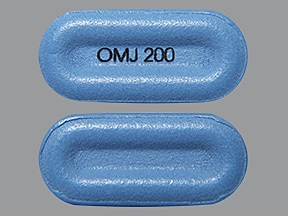 NUCYNTA ER 200 MG TABLET