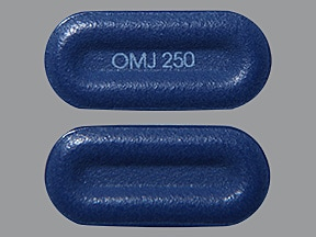 NUCYNTA ER 250 MG TABLET