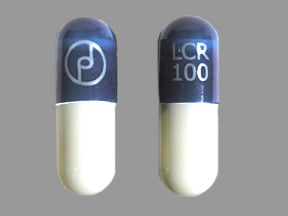 LUVOX CR 100 MG CAPSULE