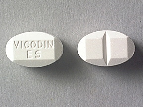Picture of VICODIN ES TABLET