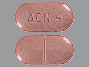 ACEON 4 MG TABLET