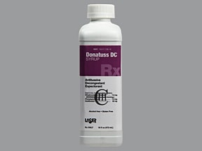 DONATUSS DC SYRUP