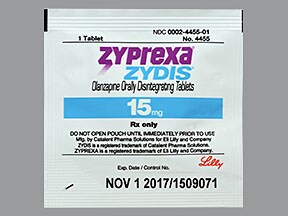 Uses For Zyprexa Zydis
