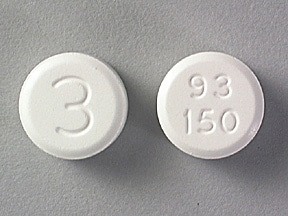 Image for acetaminophen-codeine oral 300-30 mg