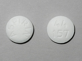 EQL ASPIRIN 325 MG TABLET