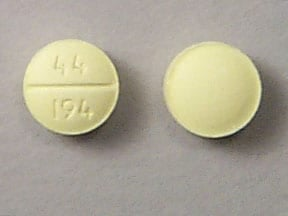 ALLERGY 4 MG TABLET