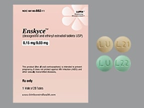 ENSKYCE 28 TABLET