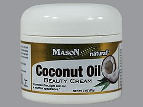 COCONUT OIL CREAM