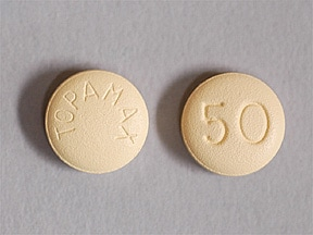 TOPAMAX 50 MG TABLET