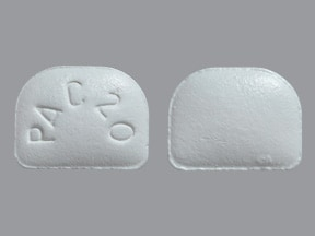 PEPCID AC 20 MG TABLET