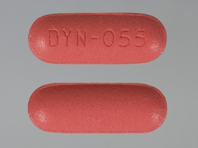 SOLODYN ER 55 MG TABLET