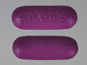 SOLODYN ER 105 MG TABLET
