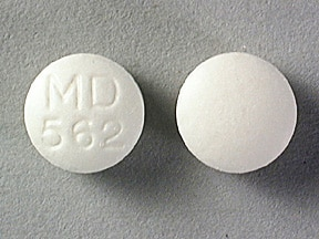 METADATE ER 20 MG TABLET