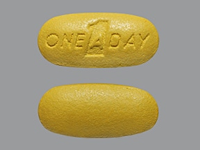 ONE-A-DAY WOMEN'S TABLET