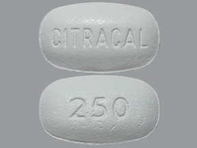 CITRACAL-VIT D 250 MG-200 TAB
