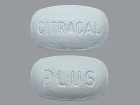 CITRACAL-VIT D + MAGNESIUM TAB