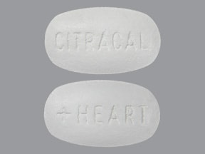 CITRACAL D + HEART HEALTH TAB