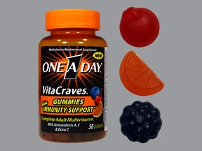 ONE-A-DAY VITACRAVES IMMUNITY