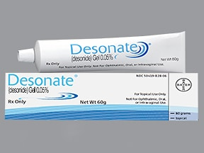 DESONATE 0.05% GEL