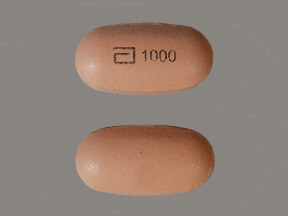 NIASPAN ER 1,000 MG TABLET