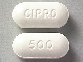 CIPRO 500 MG TABLET