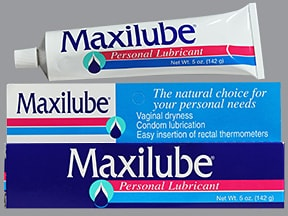 MAXILUBE PERSONAL LUBRICANT