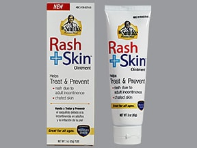 DR. SMITH'S RASH-SKIN OINTMENT