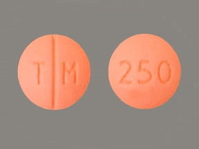 TINDAMAX 250 MG TABLET