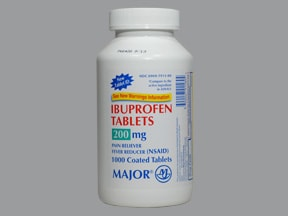 Image for ibuprofen oral 200 mg