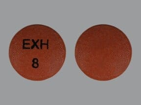 EXALGO ER 8 MG TABLET