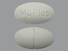 MG-PLUS-PROTEIN TABLET