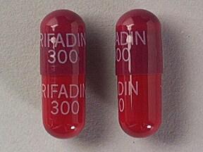 RIFADIN 300 MG CAPSULE